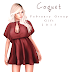 COQUET - DRESS