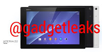 Sony Xperia Z2 Tablet leaked