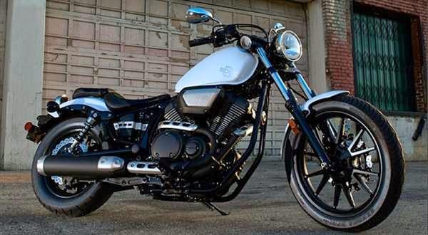 Foto Motor Yamaha Bolt Modifikasi Keren Cruiser