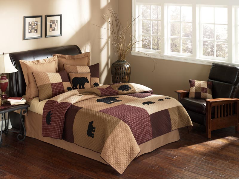 Autumn Vanilla Picture Autumn Themed Bedroom Set