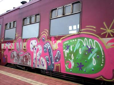 graffiti bomb
