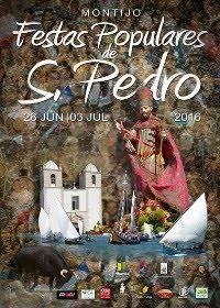 Montijo- Festas de São Pedro 2016- 28 Junho a 3 Julho