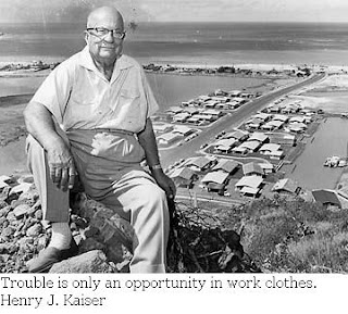 Henry Kaiser Quotes