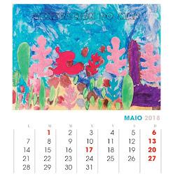 Calendario CRA de Dodro 2018