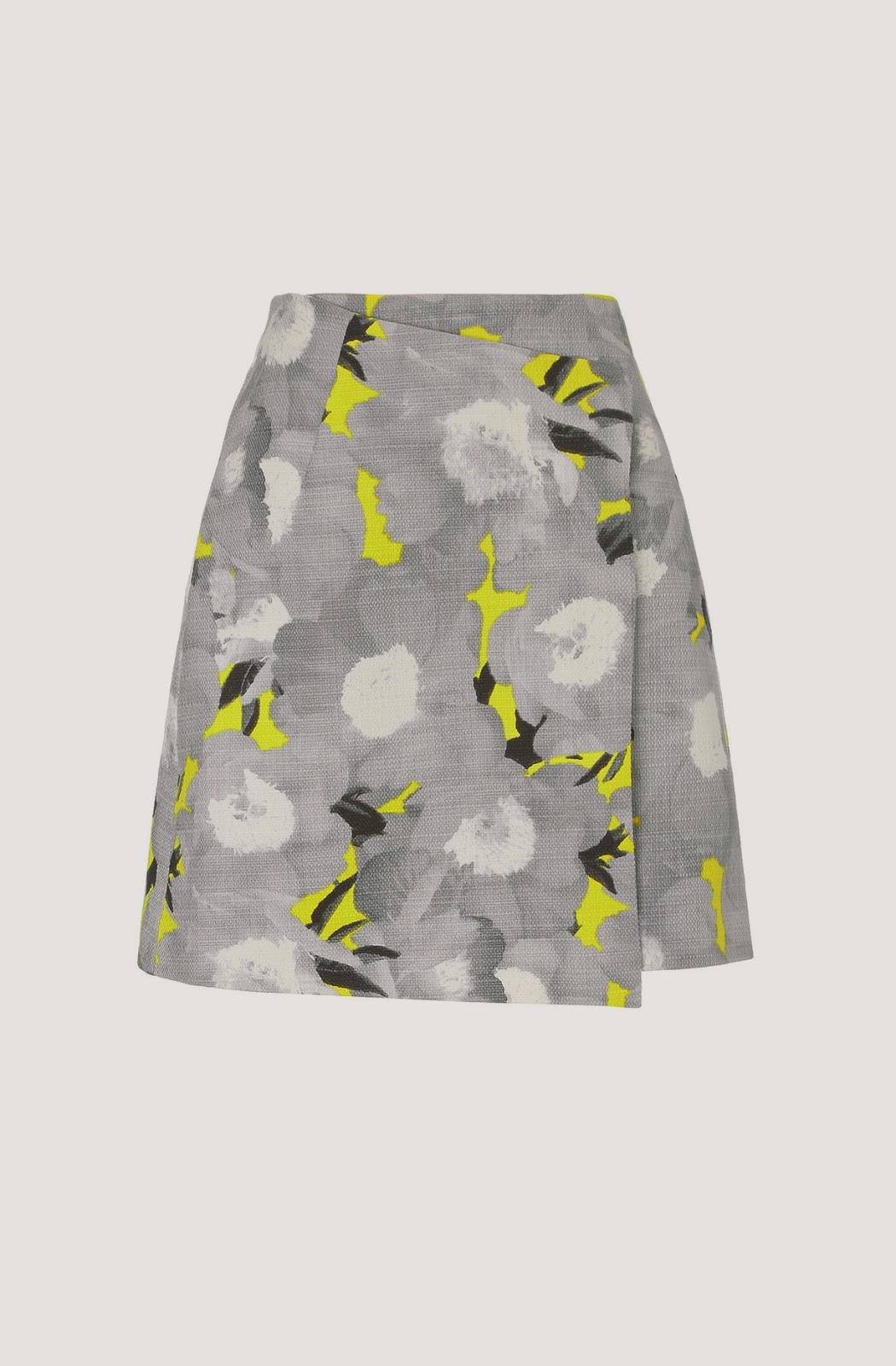 whistles wrap skirt