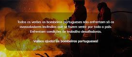 Movimento Vamos Ajudar os Bombeiros