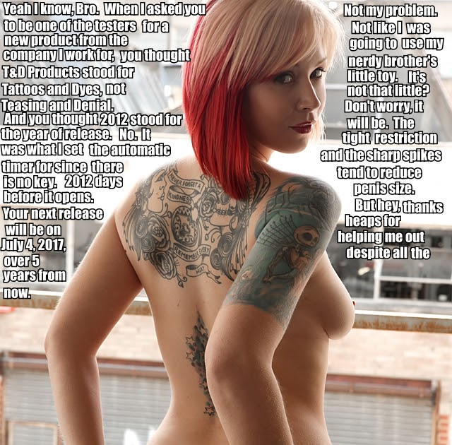 stories cbt domination Female and