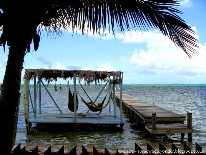 hammock time - Caye Caulker, Belize