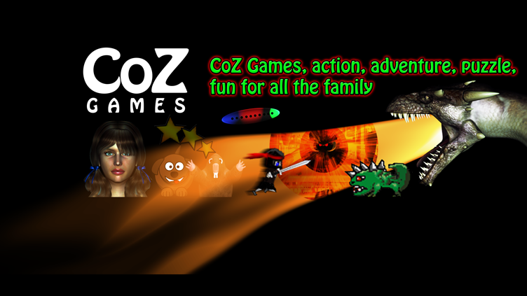 CoZ Games Blog