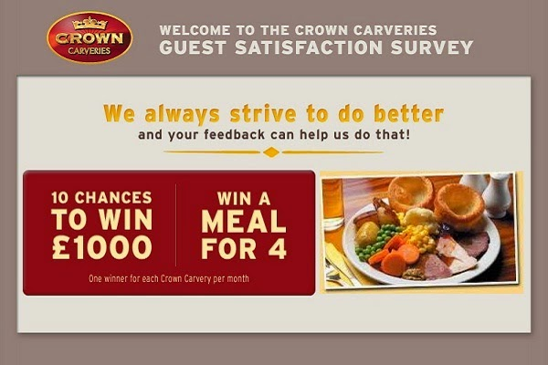 crown carveries survey co uk