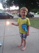 Daniel on July 4th