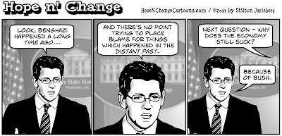 obama, obama jokes, jay carney, benghazi, long time ago, stilton jarlsberg, hope n' change, hope and change, conservative, political humor