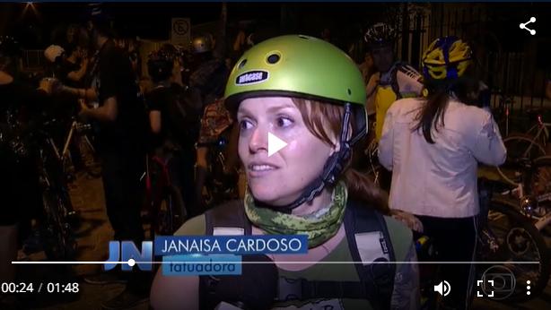 Jornal Nacional - Condenação Ricardo Neis