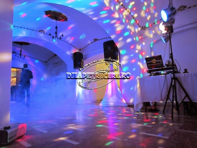 Nunta la Casa Universitarilor Bucuresti cu DJ Cristian Niculici - 3