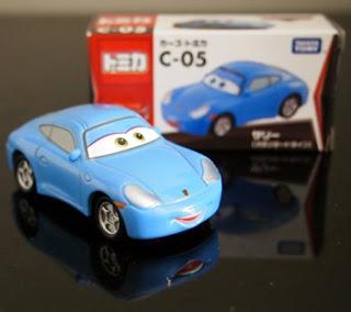 Sally Carrera Cars C05 - Takara Tomy