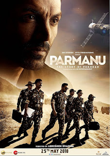 Parmanu: The Story of Pokhran (2018) Hindi Movie HDRip | 720p | 480p