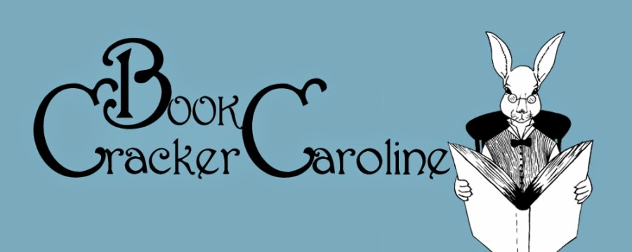 Book Cracker Caroline