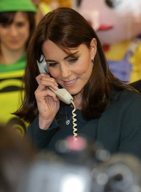 The Duke And Duchess Of Cambridge Attended The ICAP's 23rd Annual Charity Day