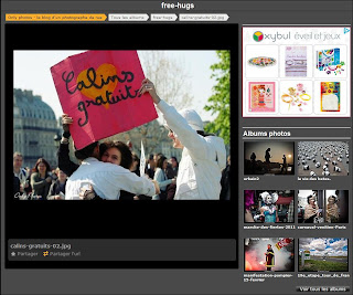 Galerie photo : Free Hugs (Only photos)