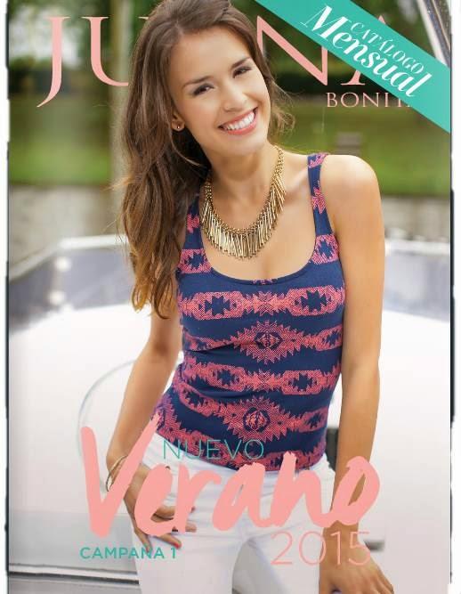 Catalogo Juana Bonita Enero 2015