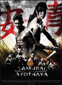 Filme Poster O Samurai Ayothaya DVDRip XviD & RMVB Legendado
