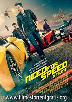 Baixar Need for Speed O Filme AVI Dublado e Legendado Torrent