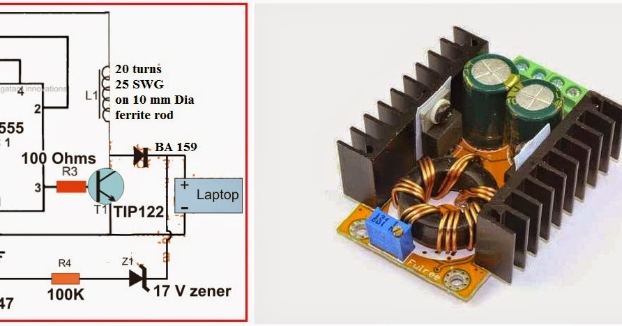 Electrical Engineering World  Make Your Own 12v Car Laptop