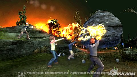 Harry Potter and the Goblet of Fire Highly Compressed PC Game