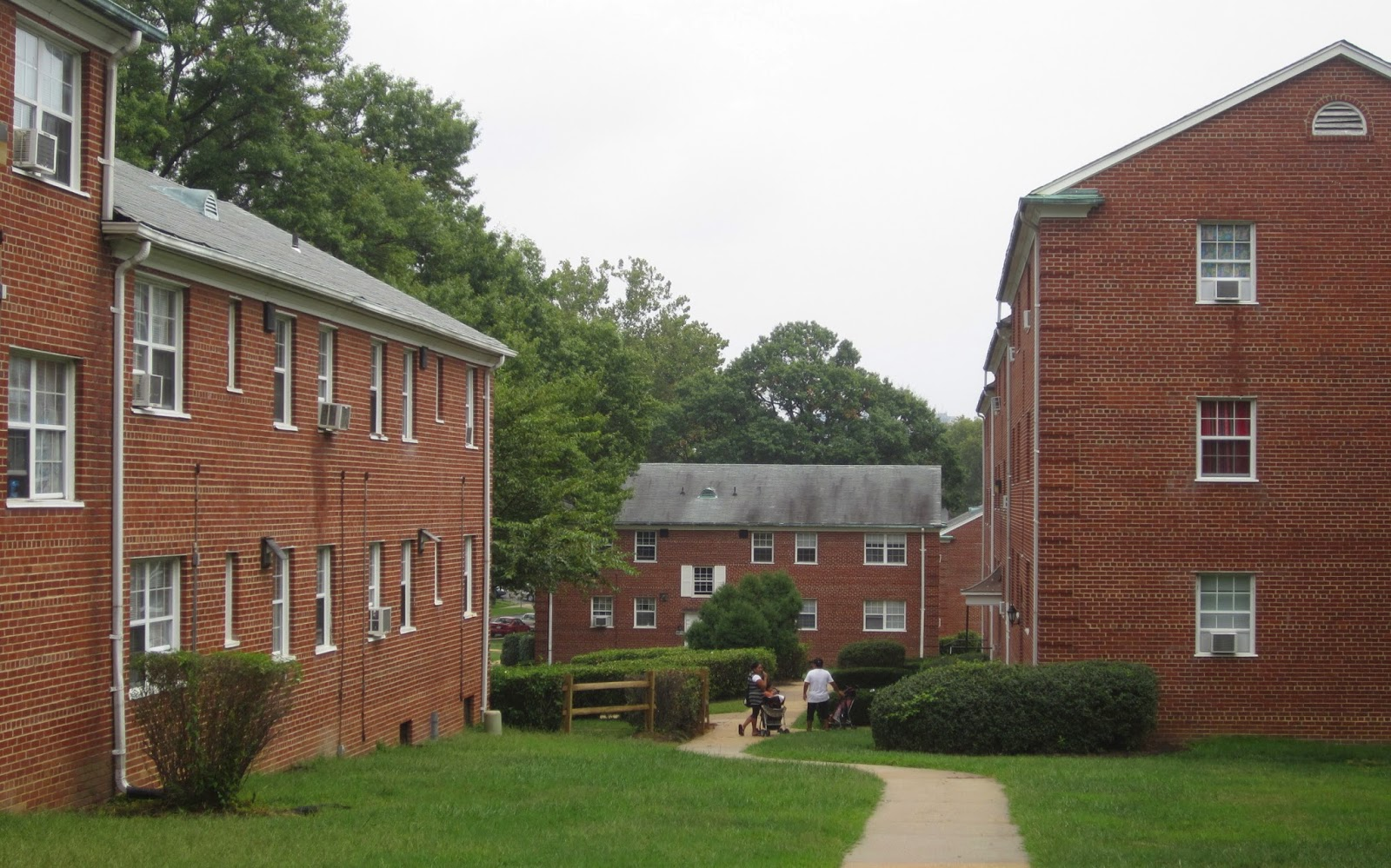 Old Salem Village Apartments