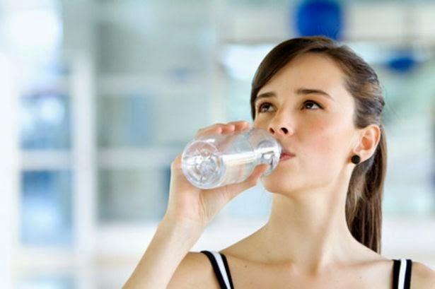 Toma Agua Diariamente