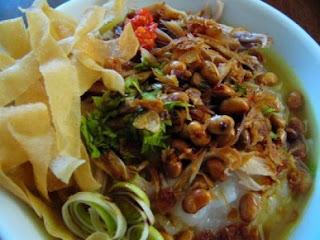 Resep Masakan Bubur Ayam Sukabumi