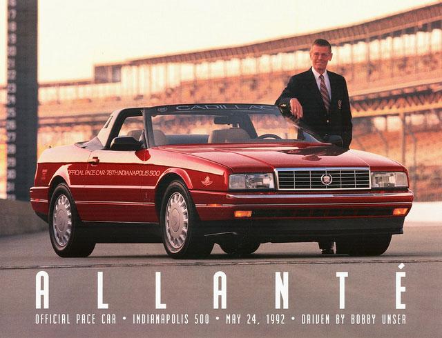 キャデラック・アランテ Cadillac Allanté '87-93