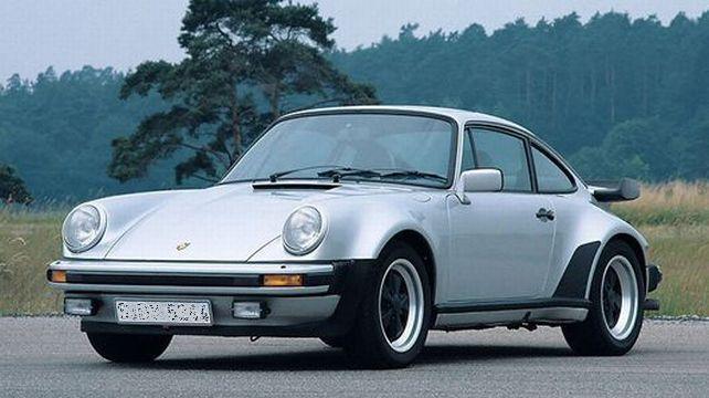 911 Porsche Sale: Porsche 930
