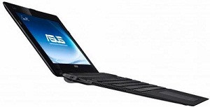 Asus launches world's thinnest notebook