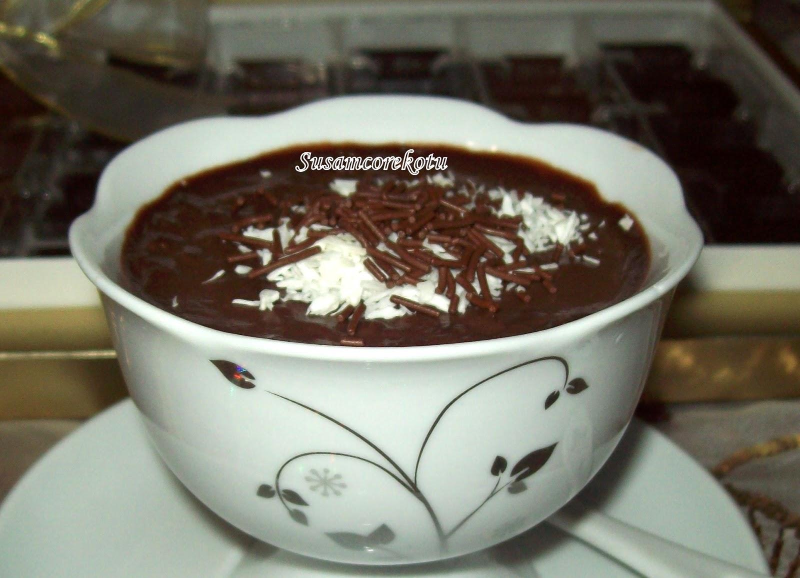 Çikolatalı Sütlaç