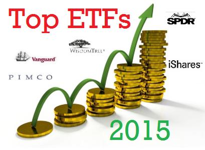 Top ETFs 2015