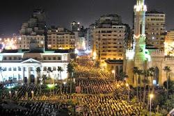 مسجد القائد إبراهيم بالإسكندرية