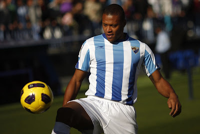 Julio Baptista - Malaga CF (1)