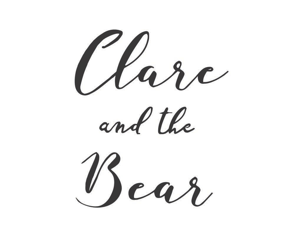 Clare and the Bear