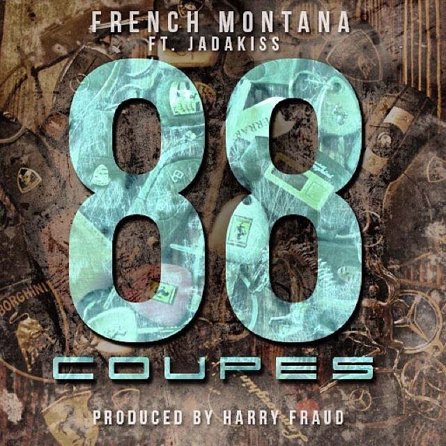 French Montana ft. Jadakiss - 88 Coupes