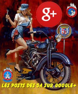 CLUB5A SUR GOOGLE +