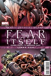 Fear Itself • Libro Dos