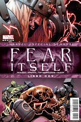 Fear Itself • Libro Dos