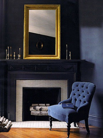Eye For Design Using Navy Blue In Your Interiors