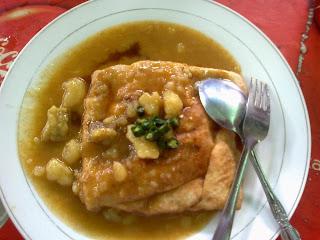 Egg Martabak Palembang