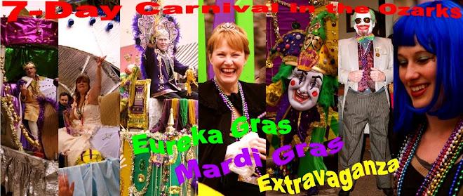 Eureka Gras Mardi Gras