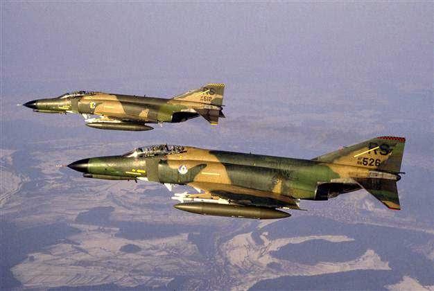 Pesawat tempur Turki bertabrakan, empat pilot gugur