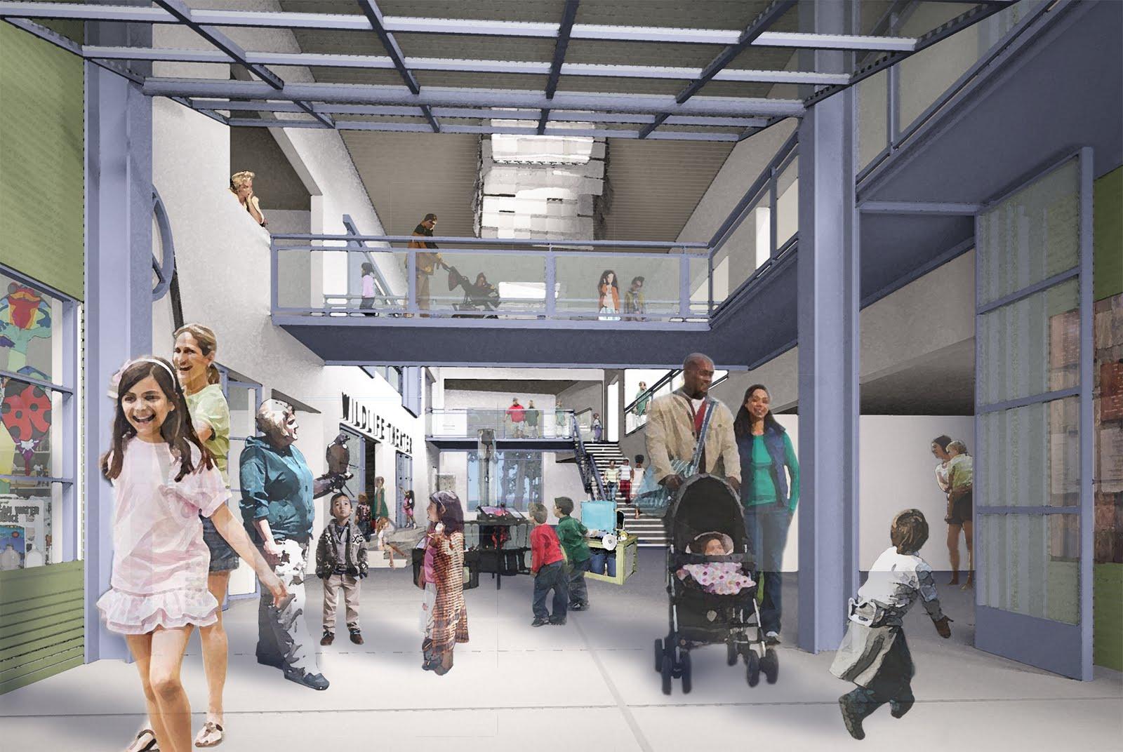 San Mateo Ca >> Fernau & Hartman Updates: CuriOdyssey: Conceptual Design Updates