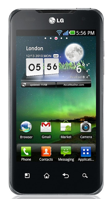 LG Optimus 2X launched in India - Specs & Review