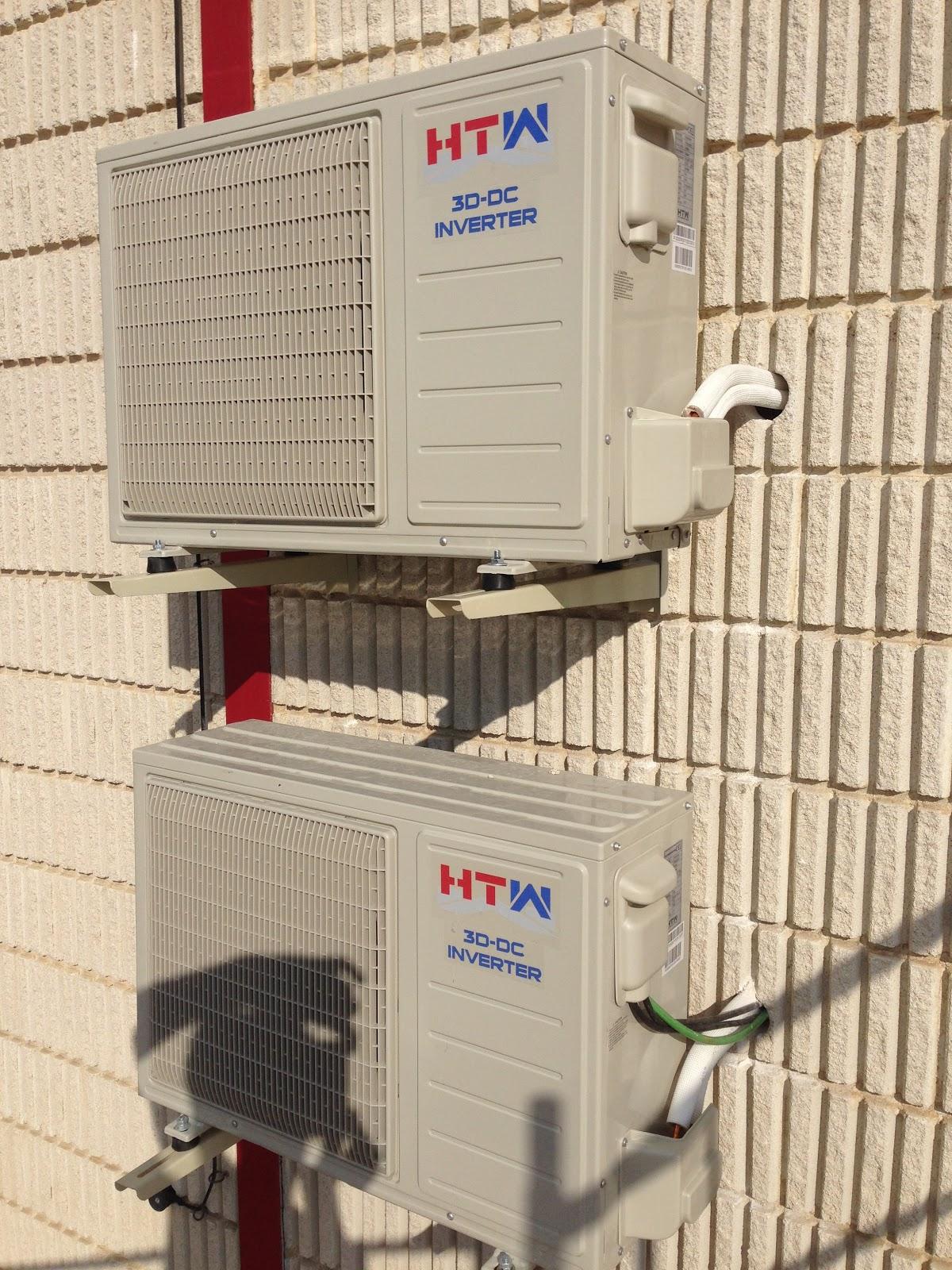 Ugical calefacci n instalaci n aire acondicionado htw for Aire acondicionado 3500 frigorias inverter